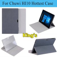 [globalbuy] Original Flip Case cover for Chuwi Hi10 Windows 10 Tablet PC+free screen prote/3082652