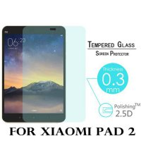 [globalbuy] 9H 2.5D 0.3mm Explosion-Proof Toughened Tempered Glass For Xiaomi Mi Pad 2 7.9/3036004