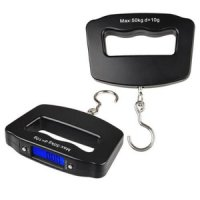 Travel Luggage Weight Scale Timbangan Tas Koper Gantung Digital Bag Mu