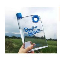 New Memo Bottle Do Your Best Doff / Botol Minum Plastik MemoBottle Beli 2 Gratis 1
