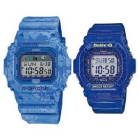 Jam Tangan Casio Original Couple G-Shock GLX-5600F-2 & BG-5600GL-2