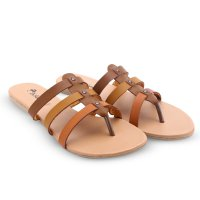 [FREE ONGKIR*] 2 Pilihan Dr.Kevin Women Sandals 27288 Tan, 27288 Red