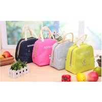 Lunch bag cooler bag Tas bekal