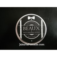 Beaux Pomade Heavy 3.75oz Free sisir