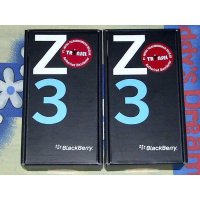 Blackberry Z3 Black Garansi MTS