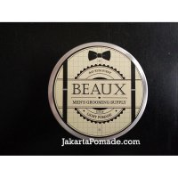 Beaux Pomade Light 3.75oz Free sisir