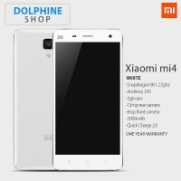 (Star Product) XIAOMI MI4 16GB 3G RAM 3GB WHITE