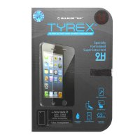 Tyrex Sony Xperia Z1 Tempered Glass Screen Protector (Free Plastic Back Protector)