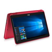 Dell Inspiron 11 - 3169 Win10 ( Intel®Core M3-6Y30/11' Touchscreen/4Gb/500Gb ) RED