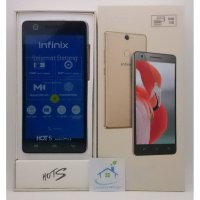 (Limited) Infinix Hot S X521 4g Ready - 16gb - Rose Gold