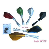 Spion 2772 - 2 Spion Kapak / Spion Tomok Lipat CNC
