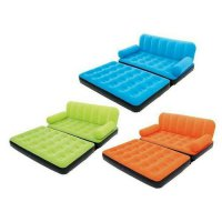 Sofa Angin Double / Air Sofa Bed Double Kursi Malas Lazy Airbag Kasur