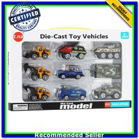(Diecast Mobil) DIE CAST MODEL TN-1026