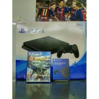 PAKET MESIN PS 4 SLIM 500GB CUH 2006 A LEGO BATMAN