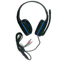 Sades Headset Chopper SA-711 Headset Gaming with Microphone - Blue