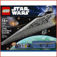 LEGO 10221 - Exclusive - Star Wars - Super Star Destroyer