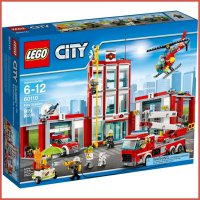 LEGO 60110 - City - Fire Station