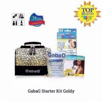 Starter Kit Gabag - Thermal Bag Botol Asi