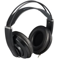 [SUPERLUX] HD681 EVO Professional Monitoring Headphone Black (Free 1-pair Velour)