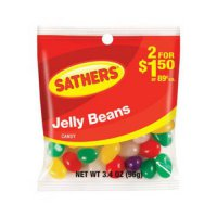 [poledit] Farley`s & Sathers Farleys & Sathers Candy, Jelly Beans, 3.4 Ounce (Pack of 12) /13874726