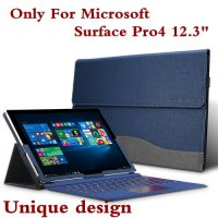 [globalbuy] Creative Design High Quality Tablet Case For Microsoft Surface Pro 4 12.3 Prem/3623858
