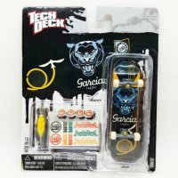[globalbuy] 96mm Fingerboard Tech Decks Skateboard Garcia Habitat Original package with wh/4474719