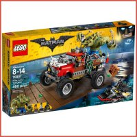 LEGO 70907 - The Lego Batman Movie - Killer Croc Tail-Gator