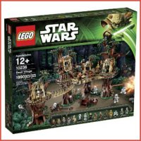 LEGO 10236 - Exclusive - Star Wars UCS - Ewok Village
