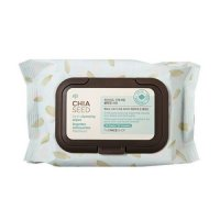 The Face Shop Chia Seed Fresh Cleansing Wipes