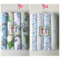 Bedong Bayi Big Baby Grow isi 4