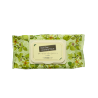 The Face Shop Herb Day Cleansing Wipes