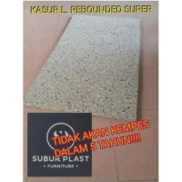 Kasur Lipat/Kasur Busa lipat/Busa Super Uk.Single 180x80x5