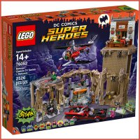 Lego 76052 Batman Classic TV Series Batcave Super Heroes Superheroes