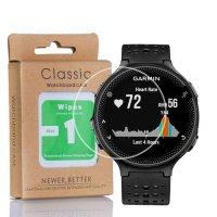 [globalbuy] For Garmin Watch Forerunner 235 Tempered 9H Glass Ultra-thin Clear Scratch Res/4517718