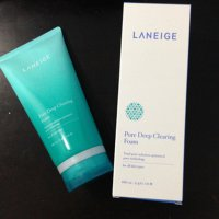Laneige Pore Deep Cleansing Foam Promo A19