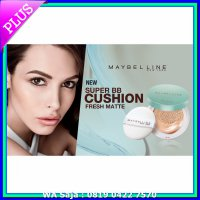 MAYBELLINE SUPER BB CUSHION FRESH MATTE AQUA