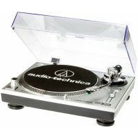 Audio Technica AT-LP120 Direct-Drive Professional Turntable
