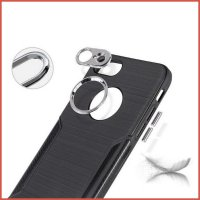 IPHONE 6+ CARBON FIBER WITH METAL PROTECTOR CASE OEM GOOD QUALITY