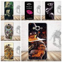 [globalbuy] For Samsung Galaxy On7 Mega O7 G600 G6000 5.5 inch Soft Rubber Cover Protectiv/4515863