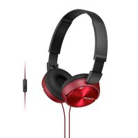 Sony Monitoring Headphones MDR ZX310 AP - Red