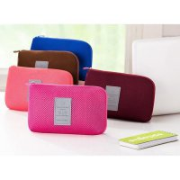 Cable Pouch Organizer / Dompet Kabel HP Bag / Travel Pouch