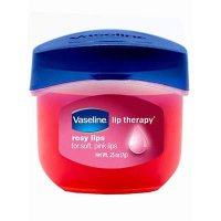 Promo Mini Vaseline Rosy Lips Lip Therapy for Soft Pink Lips Fk2828