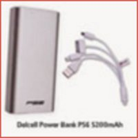 Power Bank delcell P56 5200mAh