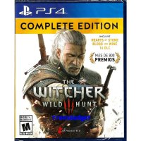 Kaset BD Sony PS4 The Witcher 3: Wild Hunt - Complete Edition