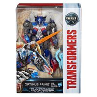 Transformers The Last Knight Premier Edition Voyager Class Optimus