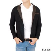 Men Blazers Stretch Hitam – BLZ 696