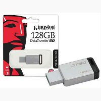 USB Flashdisk Kingston DataTraveler 50 USB 3.1 - 128GB Mini Flashdrive