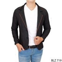 Blazer Casual Outfits Stretch Jeans Abu – BLZ 719