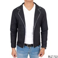 Stretch Denim Blazer Stretch Jeans Abu – BLZ 722