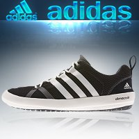 Adidas climacool BOAT LACE D66651 / s keulrayima cool aqua shoes Adidas men and women traveling couple